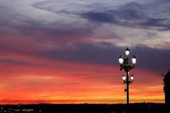 El cielo de Madrid....