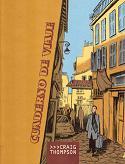Cuaderno de  Viaje (Craig Thompson)