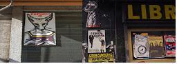 Parsec, arte en las calles...de Madrid.