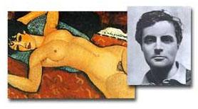 Modigliani y maestros modernos del dibujo.