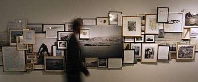 Dieciséis artistas alertan sobre el cambio climático.