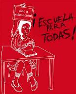 Escuela para todAs.