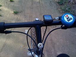 Retomando la bici.