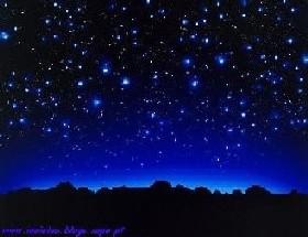 Las lejanas estrellas...